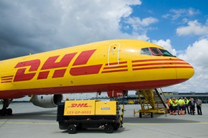 DHL-Basis Leipzig