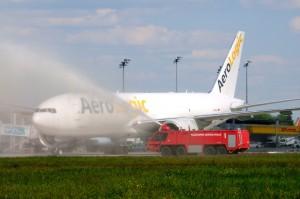 B777F der AeroLogic